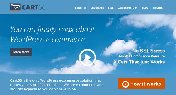 Cart66 WordPress Plugin