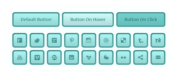 free download button set