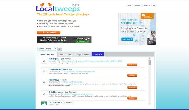 LocalTweeps.com