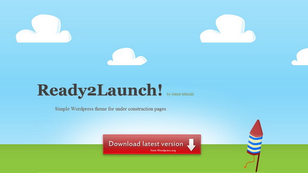 Ready2Launch Theme