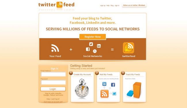 TwitterFeed.com