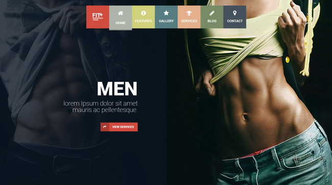 Fit+ Multipurpose Sports WordPress Theme
