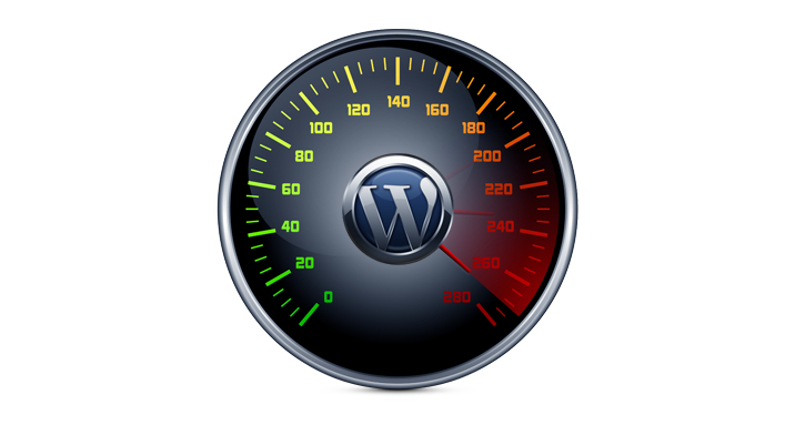 Speed up your WP site - featured