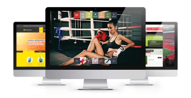 Best Sports and Fitness WP Themes - featured