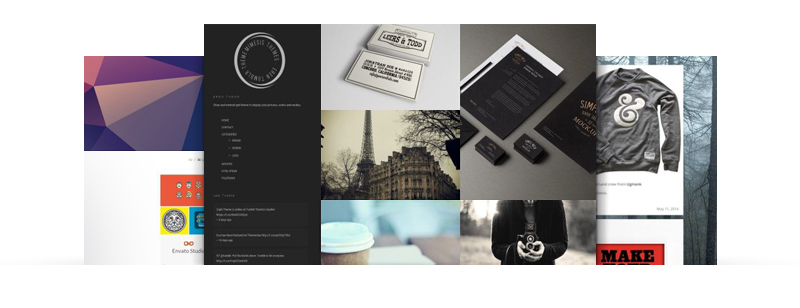 Free and Premium Tumblr Themes - featured