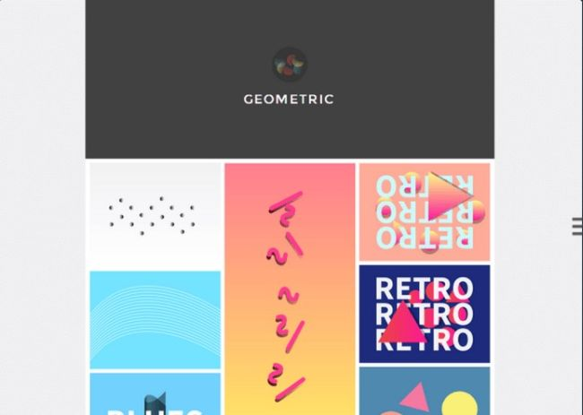 Geometric Theme