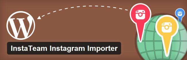 InstaTeam Instagram Importer