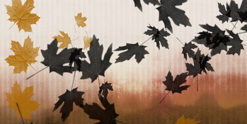 Autumn Leaves Ph Brushes
