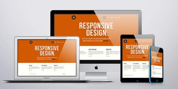 Apple Responsive Device Mockups