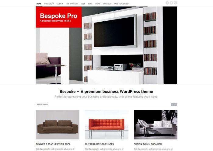 Bespoke Pro WordPress Theme