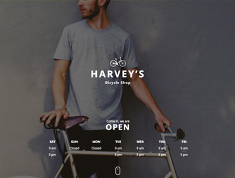 bicycle-shop-html-template