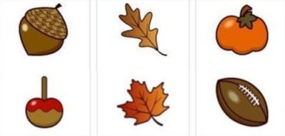 Nice Autumn Icons