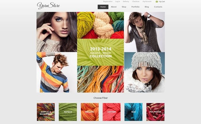 Crafts Responsive Jigoshop Theme