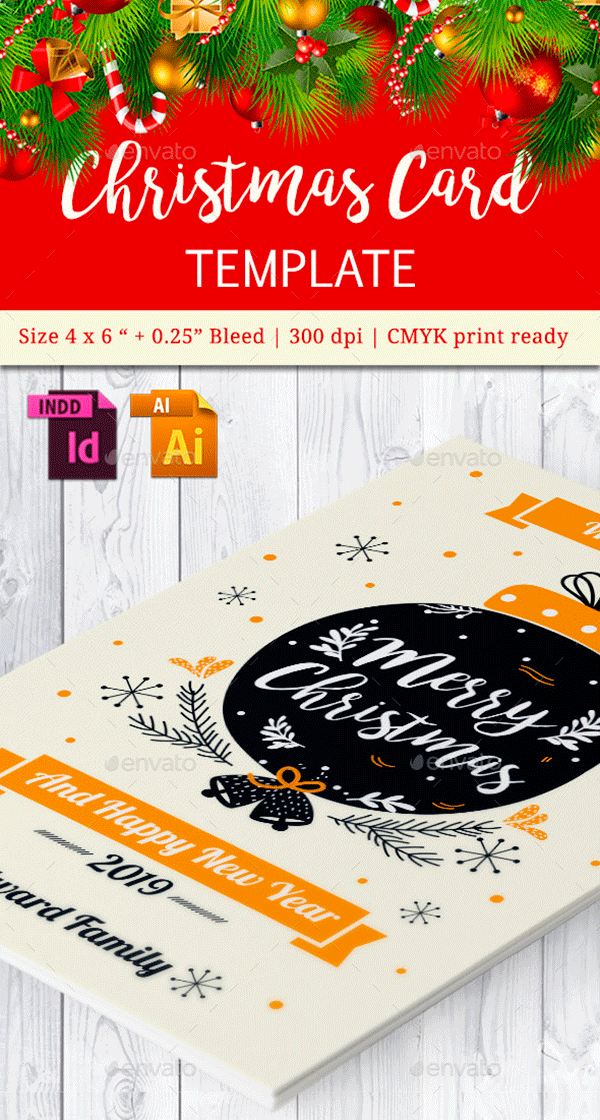 All for Christmas: Seasonal Cards, Email Templates and Landing ...