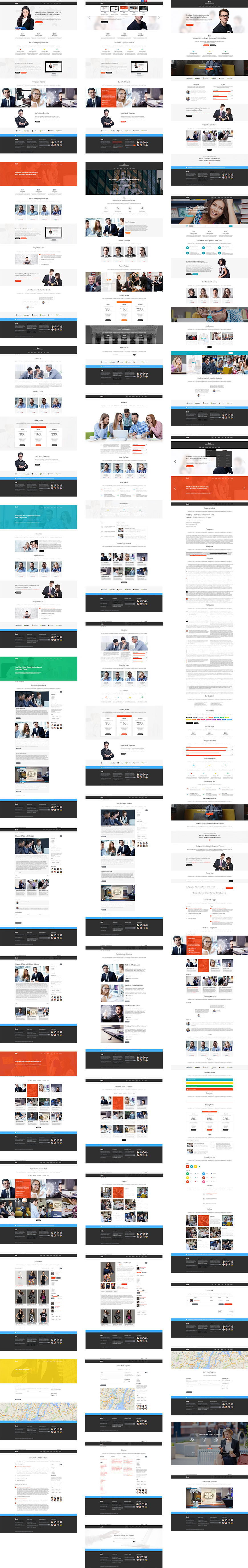 dott-business-template