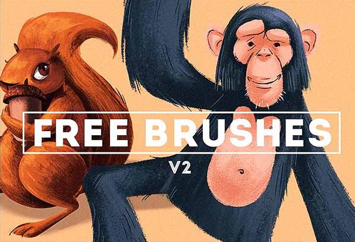 free brushes (v2)