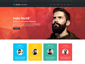 Business html templates elitemasters multi purpose website template cheaphphosting Images