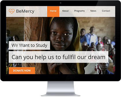 charity-website-template