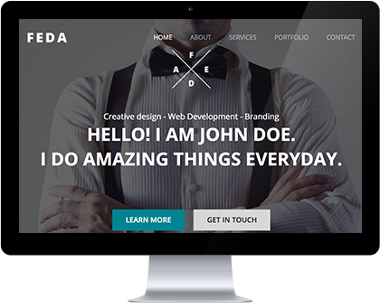 designer-website-template