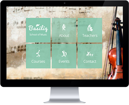 education-website-template