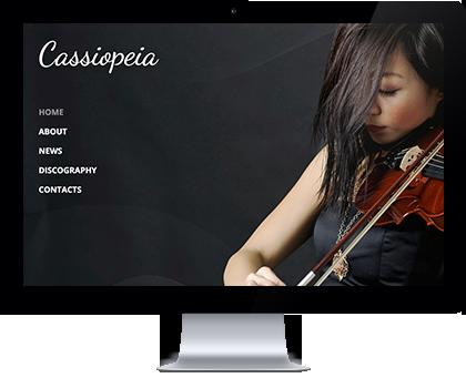 music-template