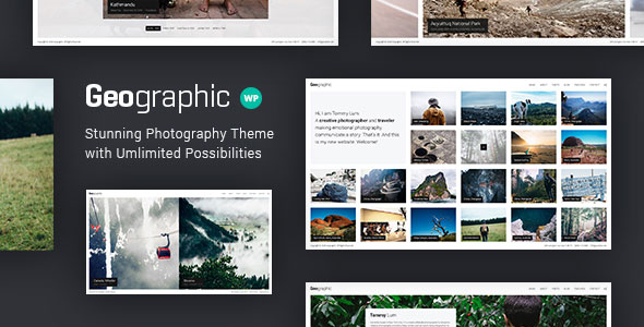 geographic-photography-wordpress-theme