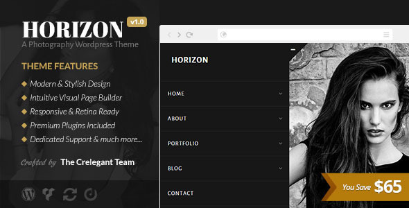 horizon-photography-wordpress-theme