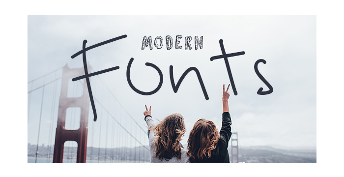 The-Best-Collection-of-Free-Modern-Fonts