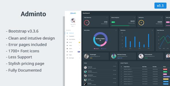 adminto-responsive-admin-dashboard