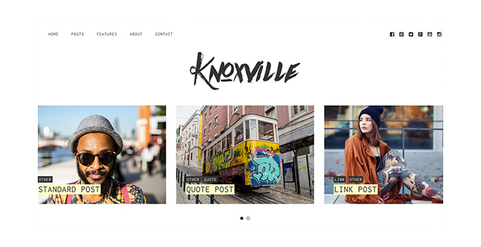 knoxville-personal-wordpress-blog