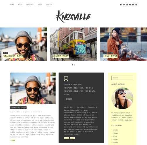 knoxville-responsive-wordpress-blog-theme