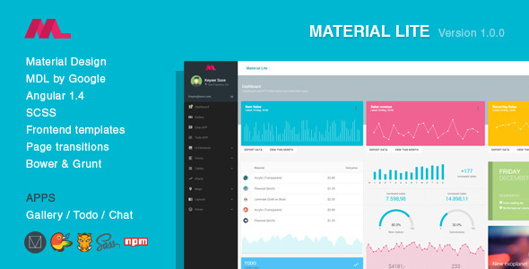 material-lite-mdl-with-angularjs-admin-dashboard