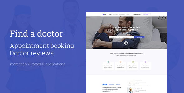 medical-wordpress-theme-bookings-marketplace-group-buying-vouchers-events-medican