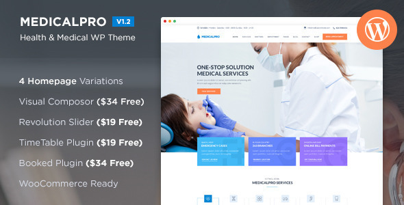 medicalpro-health-and-medical-wordpress-theme