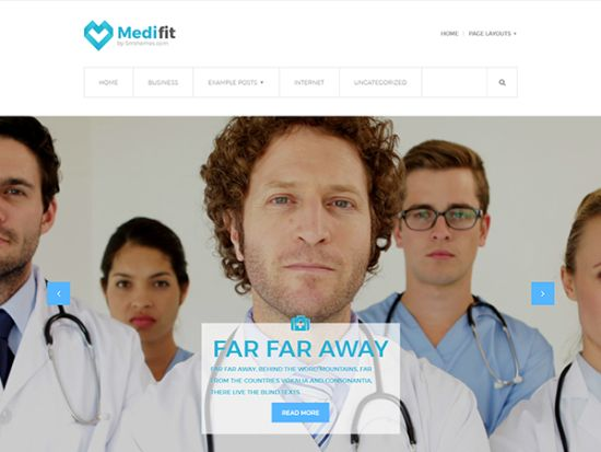 medifit-free-wordpress-theme