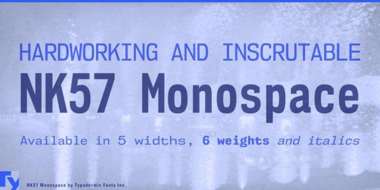 nk57-monospace