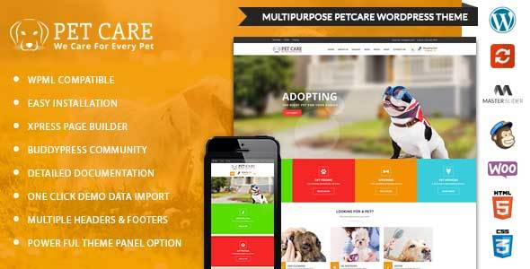 petcare-wordpress-multipurpose-theme