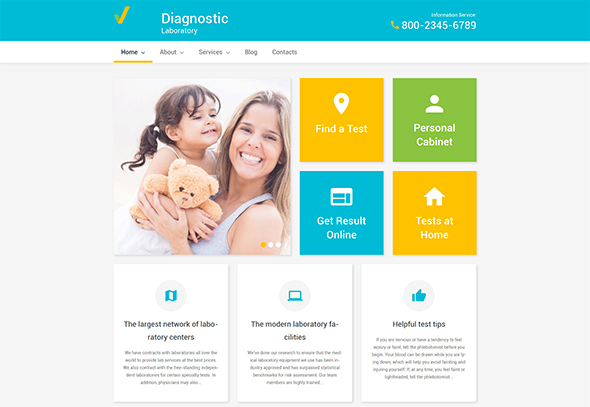 diagnostic-laboratory-wordpress-theme