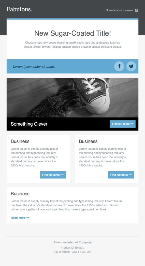 fabulous-blue-newsletter-template
