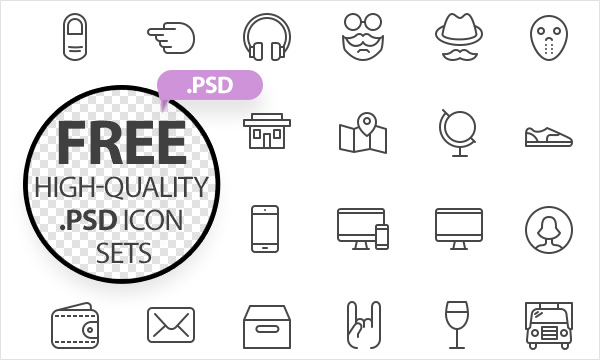 psd-icons-sets