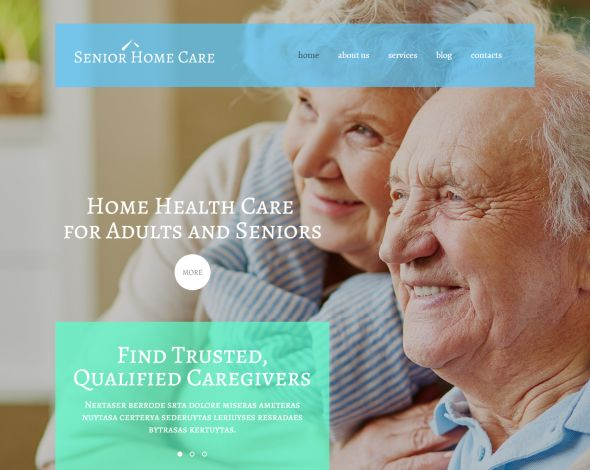 senior-home-care-wordpress-theme