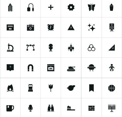 sharp-corners-icons