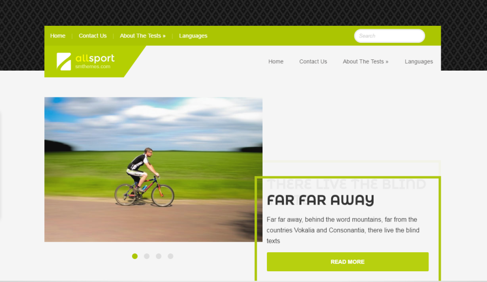 allsport-free-wordpress-theme