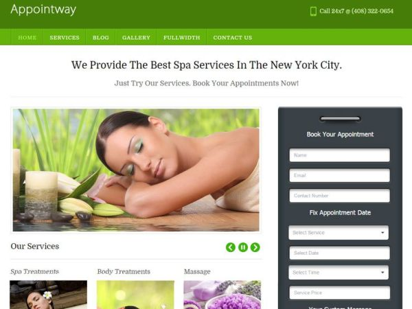 appointway-premium-wordpress-theme