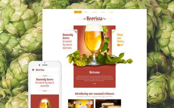 beerista-web-template