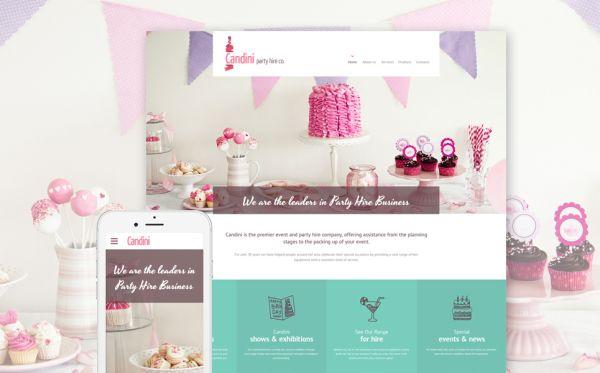 candini-web-template