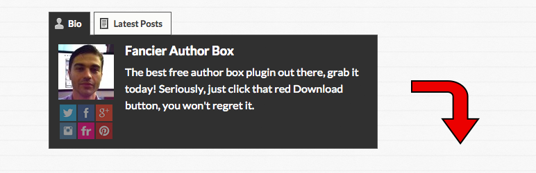 fancier-author-box-free-wp-plugin