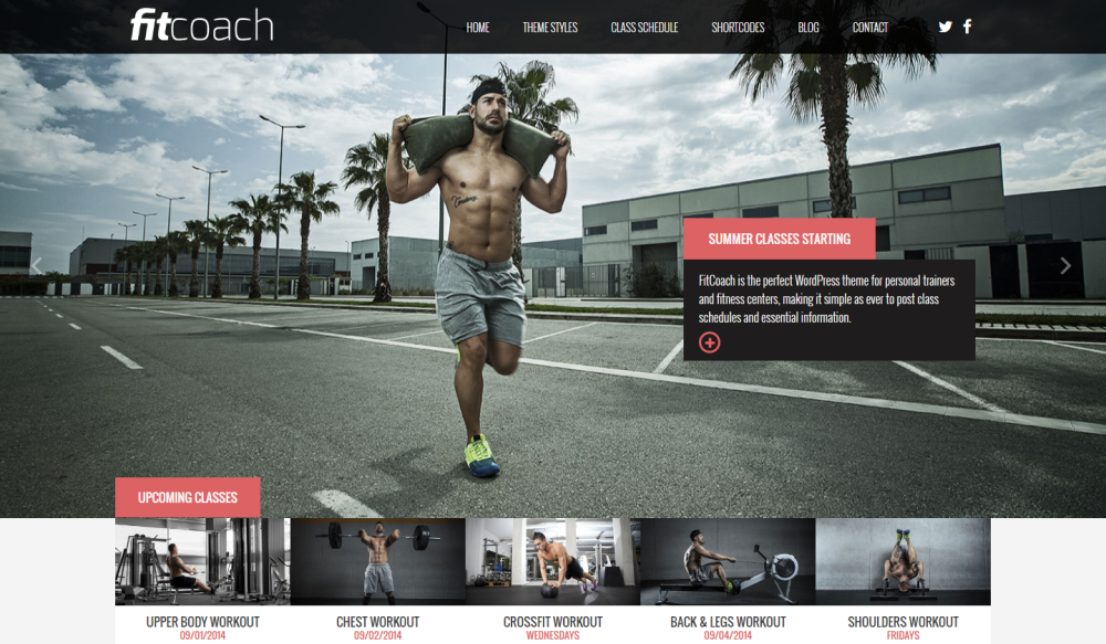 fitcoach-free-wordpress-theme