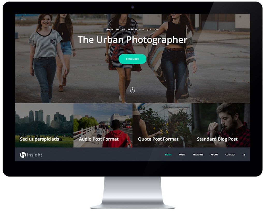 free-photo-wordpress-theme-insight