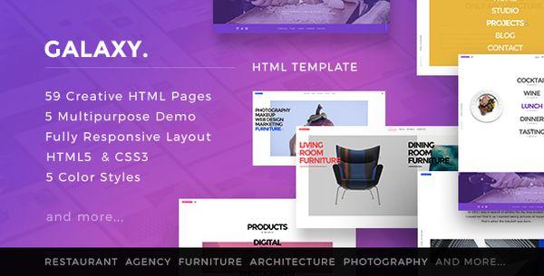 galaxy-premium-html-template